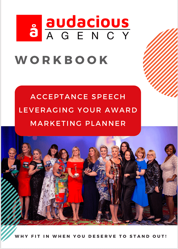 Awards Workbook
